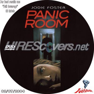 Dvd cover custom dvd covers bluray label movie art dvd for Custom panic room